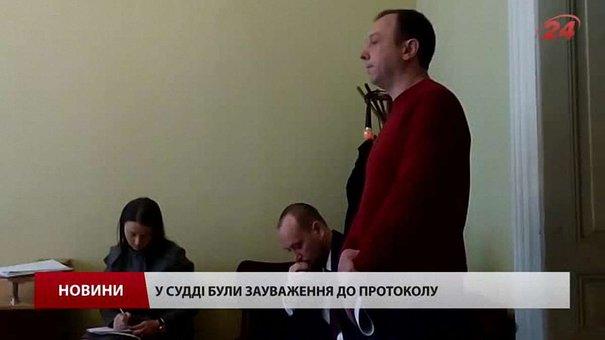 Львівська суддя не побачила порушень у діях свого нетверезого колеги