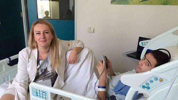 Максим Стасів ще не готовий до пересадки кишківника