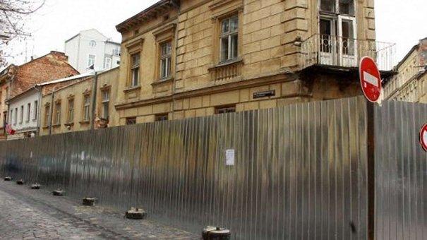 Львівська міськрада оскаржить будівництво офісного центру на вул. Чайковського