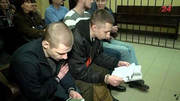 Суд над добровольцями батальйону «ОУН», які підрізали двох львів'ян, перенесли