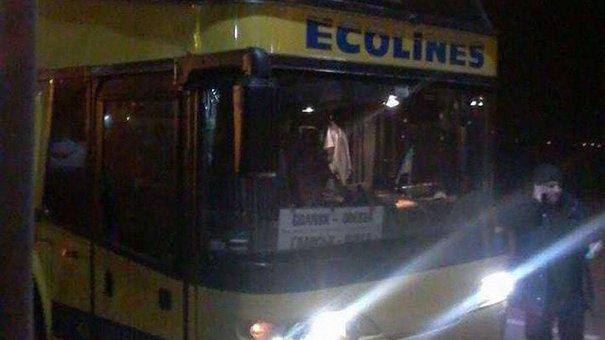 У Львові затримали міжнародний автобус Одеса-Гданськ з обома п'яними водіями
