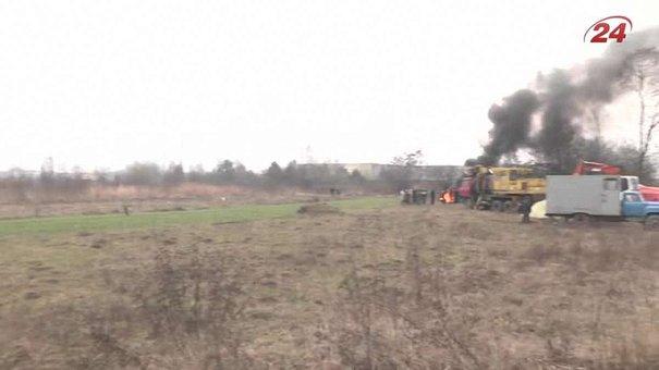 Селяни заблокували будівництво львівського індустріального парку