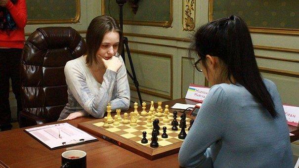 Марія Музичук отримала другу поразку на чемпіонаті світу з шахів