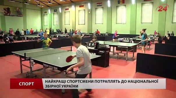 300 найкращих тенісистів України зібрались на Львівщині