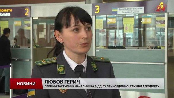У львівському аеропорту скоротять час паспортного контролю до 5 секунд
