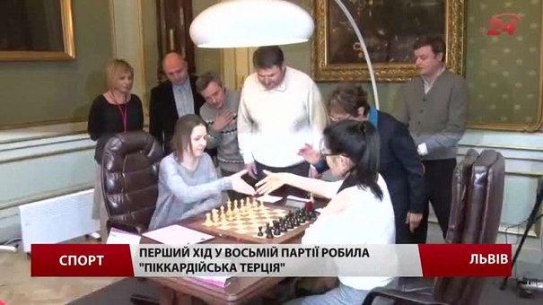Дев'ята партія матчу шахового чемпіонату світу може стати останньою