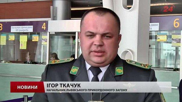 Паспортний контроль в аеропортах українці тепер проходять за 5 секунд