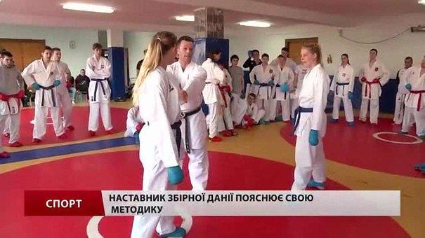 Найкращі європейські тренери з карате вперше зібралися у Львові