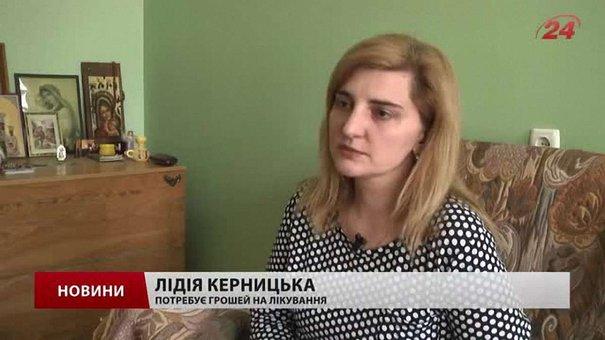 37-річна стриянка заявляє, що лікар відправив її додому помирати