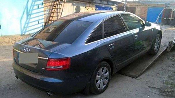 Київська поліція знайшла авто зниклого львів'янина Тараса Познякова