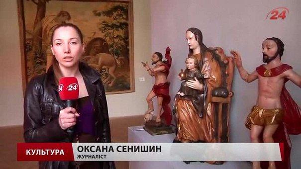 Львівська галерея мистецтв вперше виставила врятовані Возницьким експонати
