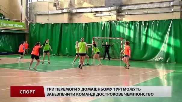 Львівська «Галичанка» цього тижня може достроково оформити чемпіонство