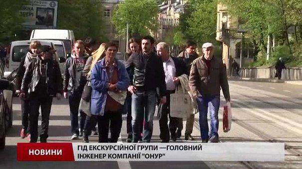 Львів'янам показали, як прокладають трамвайну колію на Сихів (аерозйомка)