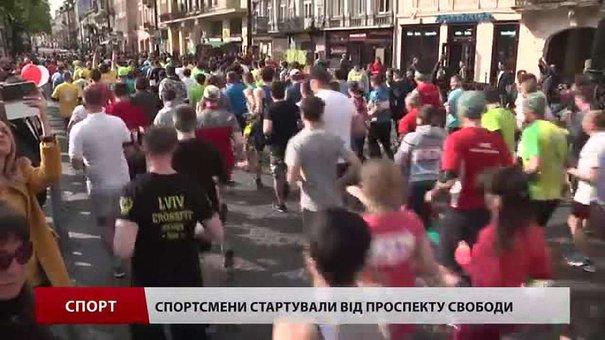 Переможцем Львівського півмарафону-2016 став Тарас Сало