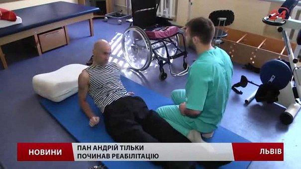 НАТО профінансує реабілітацію українських бійців