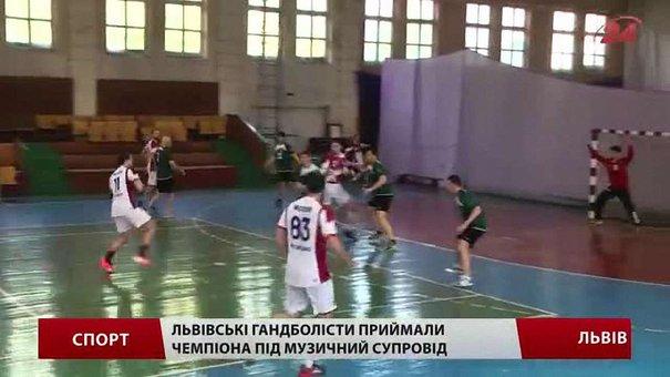 Львівські гандболісти отримали на горіхи у Суперлізі від запорізького «Мотору»