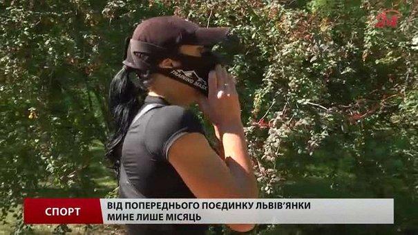 Олена Овчиннікова готується до чемпіонського бою за правилами К-1