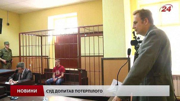 На суді Садовий попросив помилувати бійця АТО, який кинув гранату в його будинок