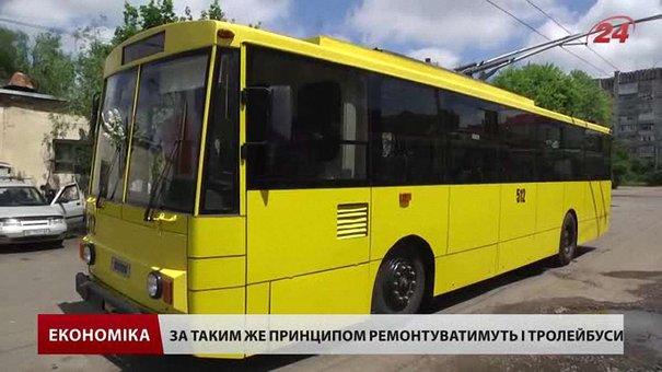 У «Львівелектротрансі» хочуть повернути на колію 28 зруйнованих трамваїв