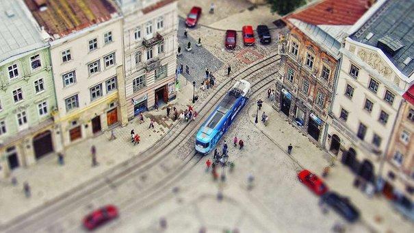 У Львові запровадили платний в'їзд  на площу Ринок