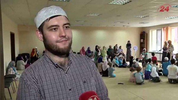 Львівські мусульмани святкують Ураза-байрам
