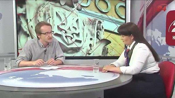 ZAXID.NET LIVE: Перша заступниця голови Львівської облради Парасковія Дворянин