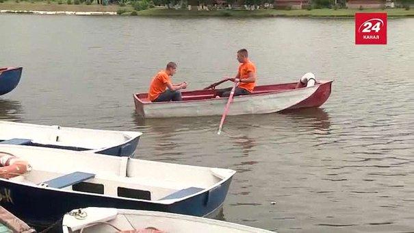 Серед львівських водойм придатне для купання лише Винниківське озеро
