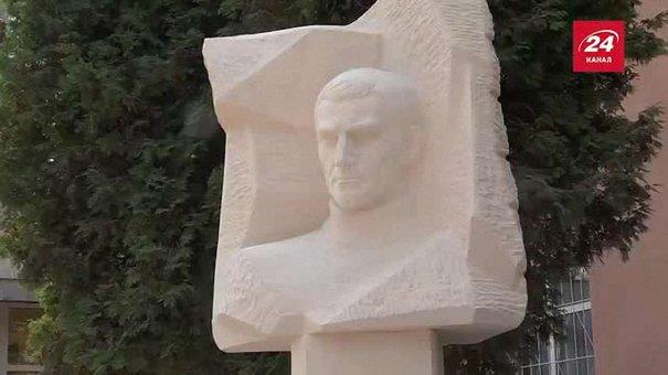 У Львові відкрили пам'ятник Василю Стусу