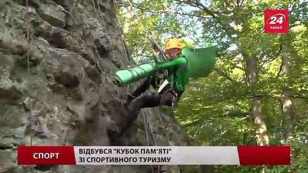 Українські скелелази долали перешкоди і рятували потерпілих на Чатових скелях