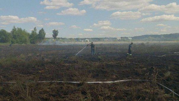 Причиною задимлення у Львові є горіння торфу у селі Ситихів