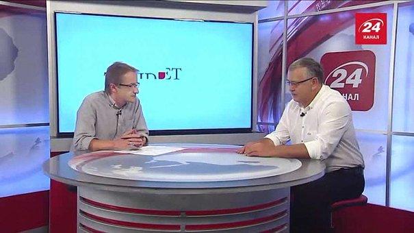 Анатолій Гриценко про торгівлю зброєю, «порохоботів» і Савченко