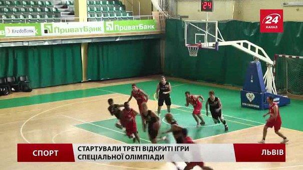 У Львові стартували найбільші Відкриті ігри Спеціальної Олімпіади