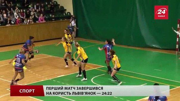 «Галичанка» провела два поєдинки у кваліфікації Кубка ЄГФ