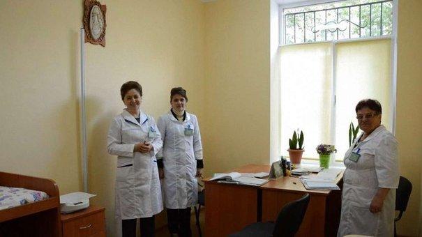 У Залізничному районі Львова запрацювала нова амбулаторія сімейної медицини