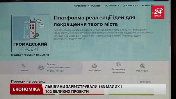Львівські громадські проекти ще три тижні аналізуватимуть виконавчі органи