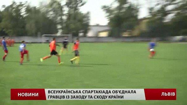 Спортивний проект «Єдина країна» пройшов у Добротворі