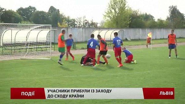 В Добротворі вдруге відбулась Всеукраїнська спартакіаду з футболу серед юніорів