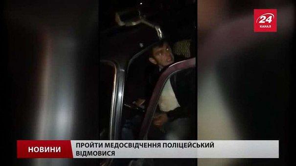 Львівські патрульні склали рекордну кількість протоколів за добу на нетверезих водіїв