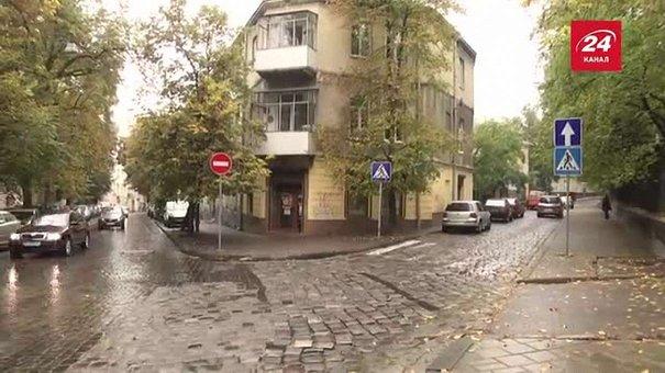 У Львові змінили схему руху на вул. Лисенка