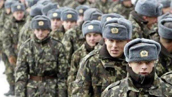 Військові назвали кількість строковиків, яких призовуть до армії восени на Львівщині