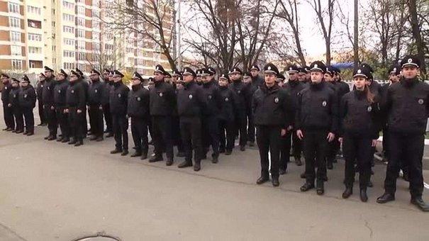 Львівські патрульні отримали нові звання