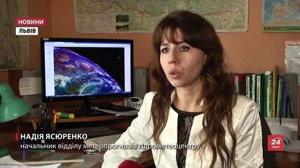 До кінця тижня на Львівщині більше не буде снігопадів, – синоптики