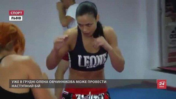 Олена Овчиннікова перемогла у «бою без правил» проти венесуелки Карли Бенітез