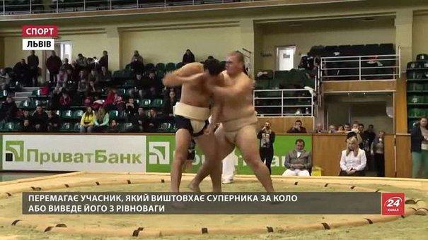 Сумо – ефектний і демократичний вид спорту, – член збірної України