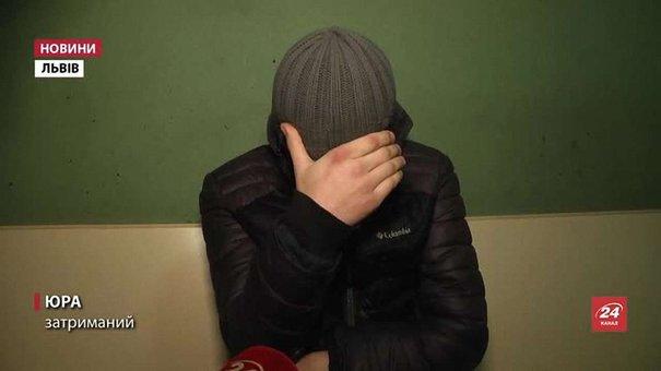 У Львові посеред дня троє хлопців обікрали приватну школу
