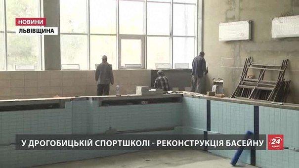 На Львівщині реалізували менше 25% проектів, які отримали фінансування з ДФРР