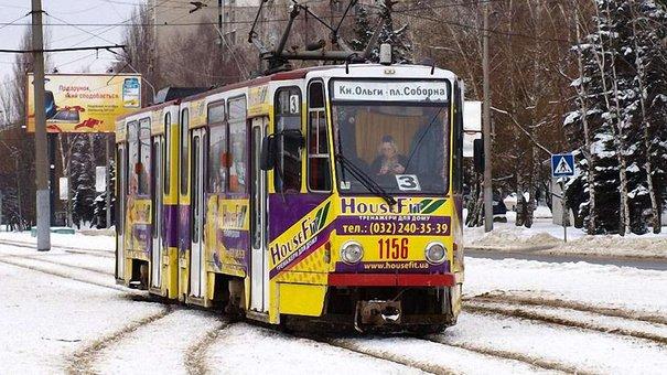 У Львові відновили трамвайний маршрут №3
