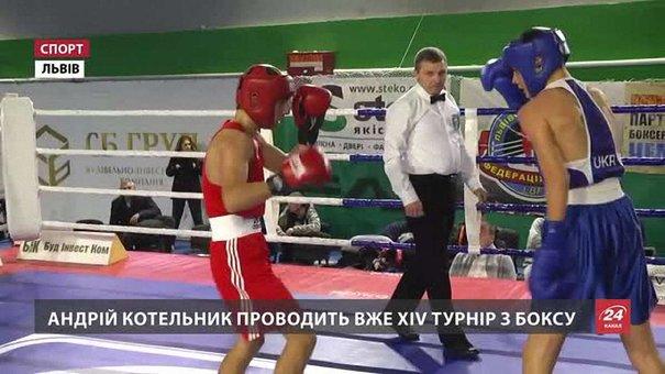 На турнірі Котельника збірну області готуватимуть до Чемпіонату України з боксу