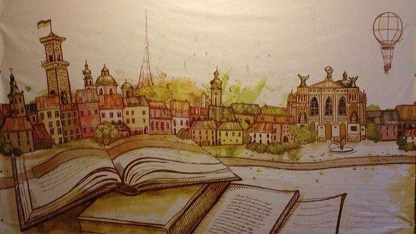 Львів запрошує на літературний фестиваль «Місто, що надихає»