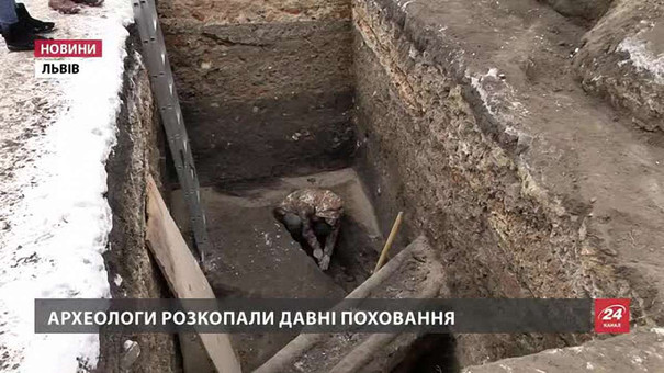 У Львові розкопали будівлі княжих часів